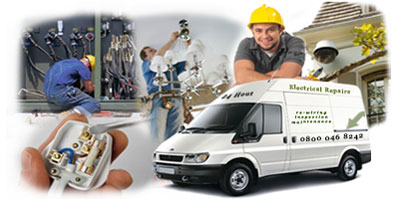 Stamford Hill electricians
